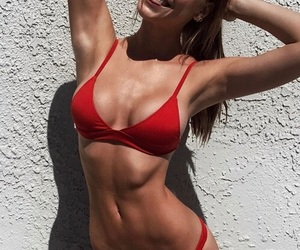 aesthetic, bodygoals, and beach image
