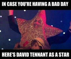 david tennant, doctor who, and star image