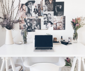 decoration, home office, and style image