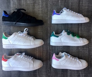 beautiful, sneakers, and adidas stan smith image