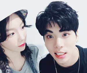 Jonghyun, taeyeon, and kpop image