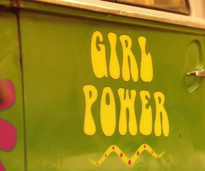 power, girl, and girl power image