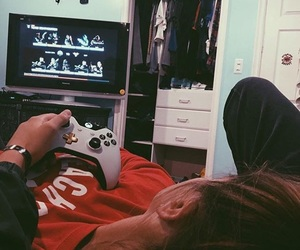 couple, forever, and game image