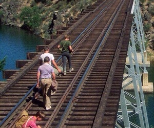 stand by me, 80s, and friendship image