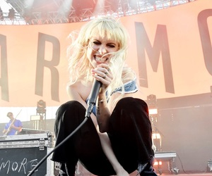 emo, paramore, and hayley williams image
