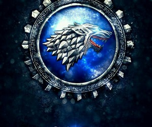 game of thrones and stark image