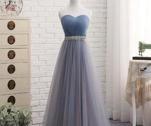 lace prom dress and long prom dresses image