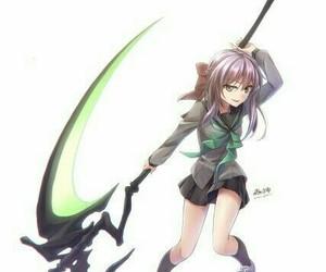 anime girl, fan art, and uniform image