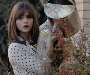 doctor who, jenna coleman, and clara oswald image