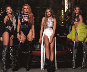 little mix, jesy nelson, and power image