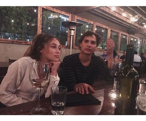 frank dillane, the walking dead, and twd image