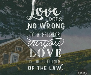 love and bible image
