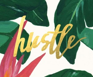 hustle, wallpaper, and summer image