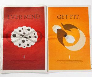 illustration, newsprint, and design image
