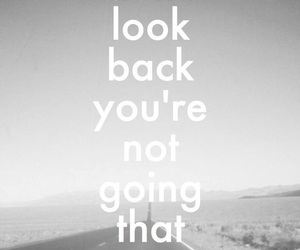quote, life, and back image