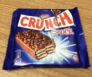 chocolate, crunch, and nestle image