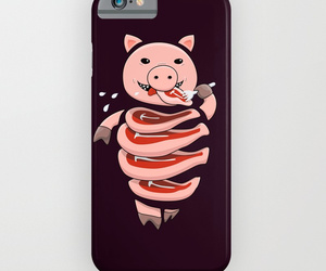 funny, pig, and pigs image