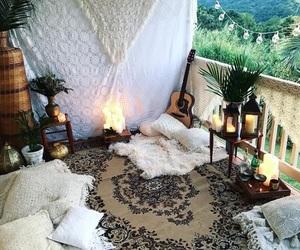 aesthetic, garden, and romantic image
