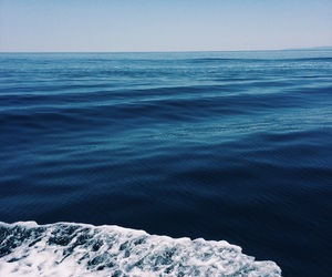 Greece, ocean, and summer vibes image