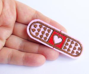 etsy, pink patch, and cool patch image