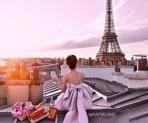 fashion, paris, and beauty image