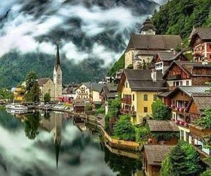 amazing, Houses, and austria image