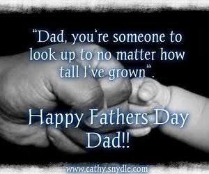 dad, father, and text image