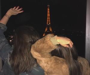paris, bestfriends, and friends image