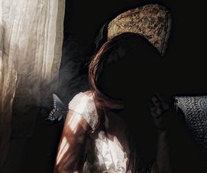 black, grunge, and indie image