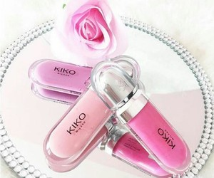lipstick, pink, and rose image