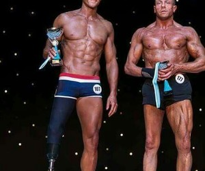 contest, respect, and gym image