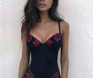 black and bodysuit image