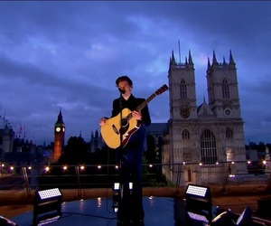 beautiful, guitar, and london image