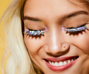 glitter, lashes, and niclove image