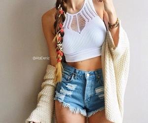 bracelets, crochet, and braid image