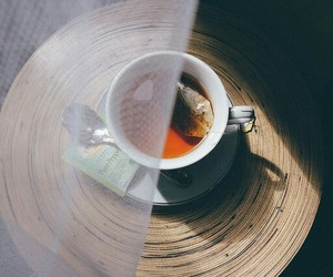 tea, beverage, and drink image