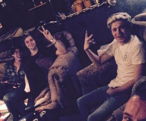 5sos, one direction, and niall horan image