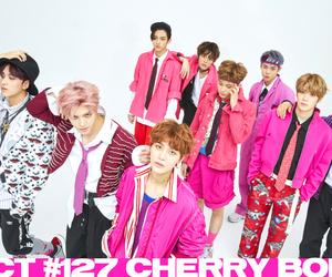 nct, cherry bomb, and taeyong image