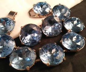 etsy, designer jewelry, and chunky bracelet image
