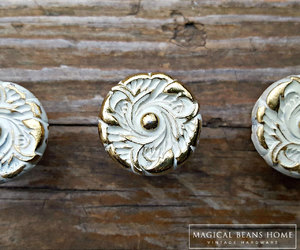 etsy, bathroom cabinet, and drawer pulls handles image