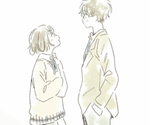 anime, draw, and girl image