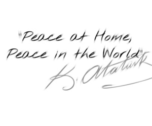 peace, quotes, and wallpaper image