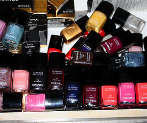 chanel, trends, and unhas image