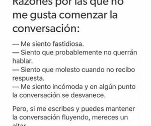 phrases, frases, and conversaciónes image