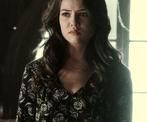 brunette, pretty, and danielle campbell image