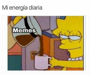 memes and los simpsons image