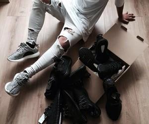 adidas, kurdish, and black image