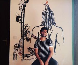 art, arte, and beard image