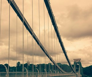 Bristol, clifton, and suspension bridge image