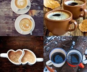 cafe, coffe, and comida image